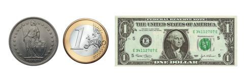 Da wäre primär das Fiat-Geld