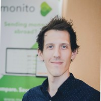 Francois Briod, CEO and Co-Founder of Monito