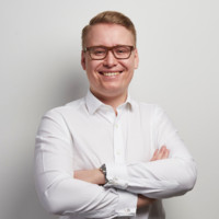 Paul Hülsmann, Founder and CEO, Finexity