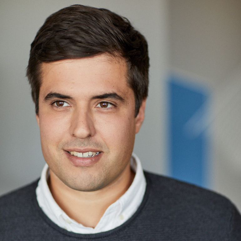 Ramin Niroumand, Founder and CEO, Finleap