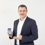 Christian Pirkner, CEO Blue Code International AG © Blue Code International AG